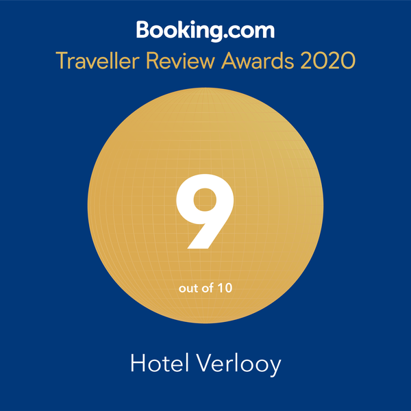 New Guest Award from Booking.com